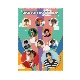 JKS Retro Sticker 大 ブルー 2021 Golden Week