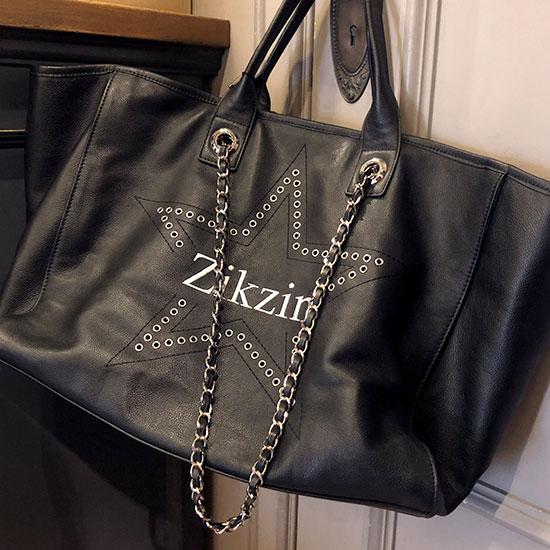 Zikzin Starバッグ