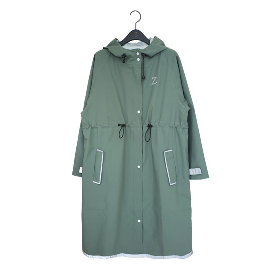 Zikzin Rain Coat mint