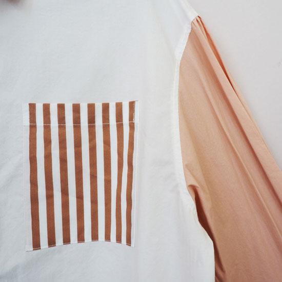 シャツ Collecte De Zikzin by IHNN Design