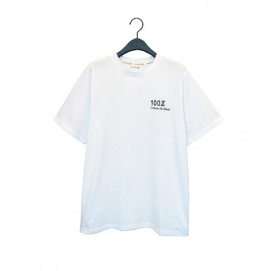 100%zikzin Tシャツ