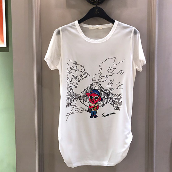 チンクン旅行Tシャツ