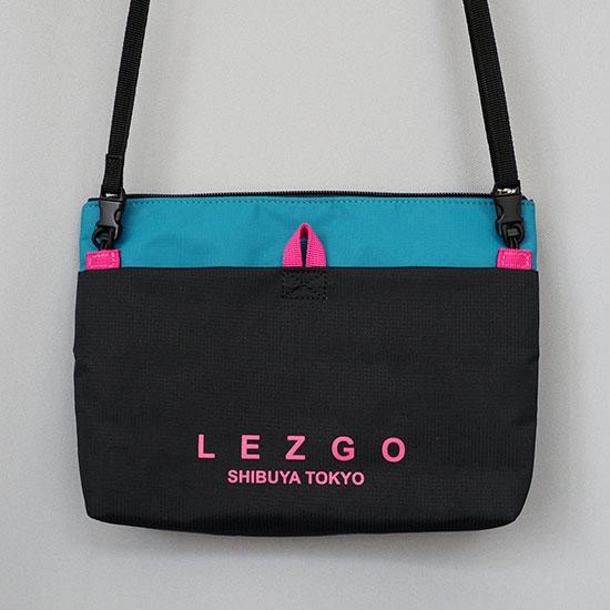 LEZGO サコッシュ Crimson