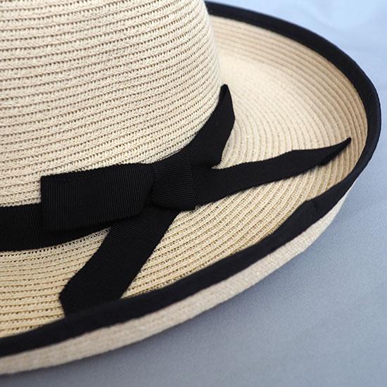 Z ラタン帽子 Natural