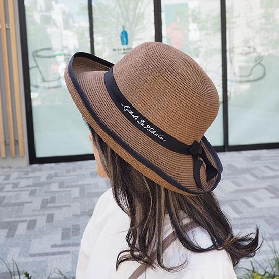 Z ラタン帽子 Camel