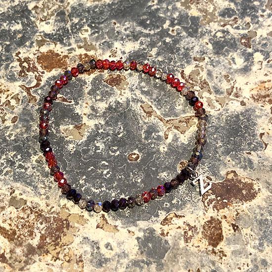 Z stone brecelet 小 color
