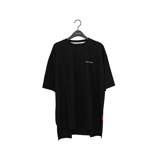 メッセージTシャツZ Black