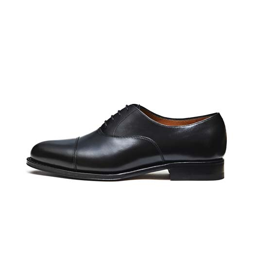 5623 / BLACK (LEATHER SOLE)