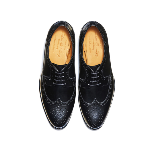 5625 / BLACK (LEATHER SOLE)