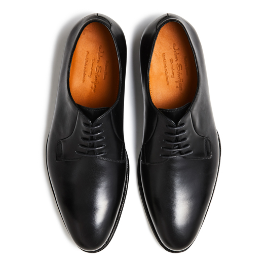 98952 / BLACK (LEATHER SOLE)