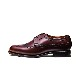 5625 / BORDO (LEATHER SOLE)