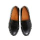 98998 / BLACK (LEATHER SOLE)