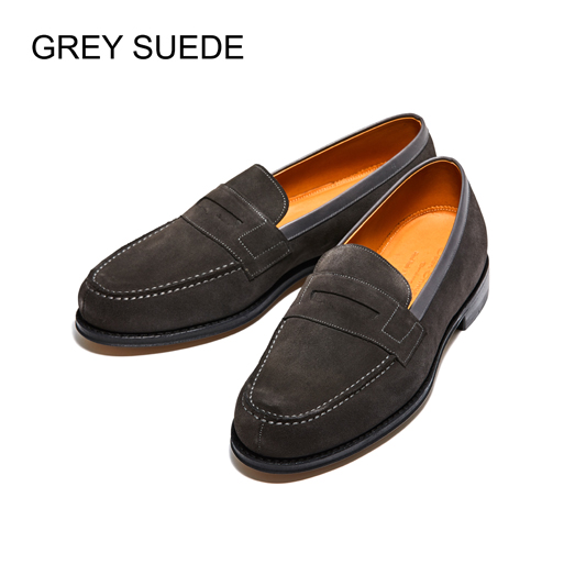 98589 / BLACK (LEATHER SOLE)