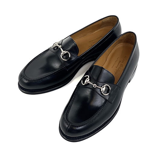 98976 / BLACK (LEATHER SOLE)