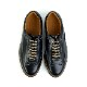 210306 Intelligence Shoes / BLACK CALF (EXTRA LIGHT RUBBER)
