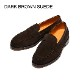 98589 / NAVY CALF (LEATHER SOLE)