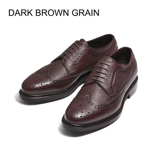98652 / DARK BROWN (DAINITE SOLE)