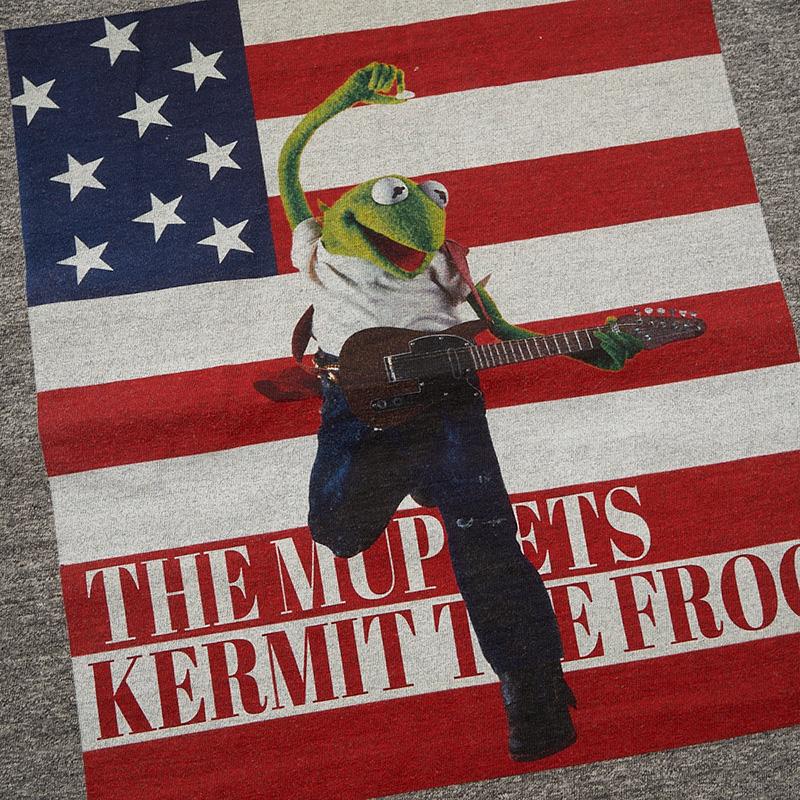 KERMIT THE FROG Pocket Tee