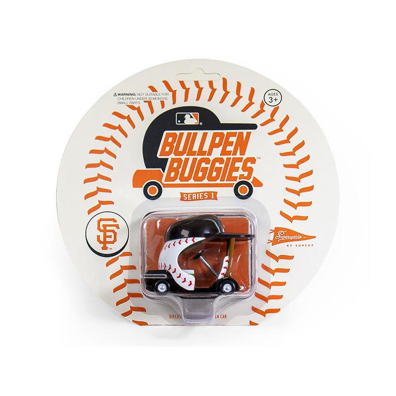 MLB BULLPEN BUGGIES - SAN FRANCISCO GIANTS