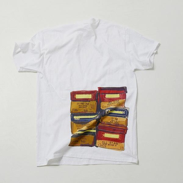 BENDS×JACKSON MATISSE C-Box Pocket Tee