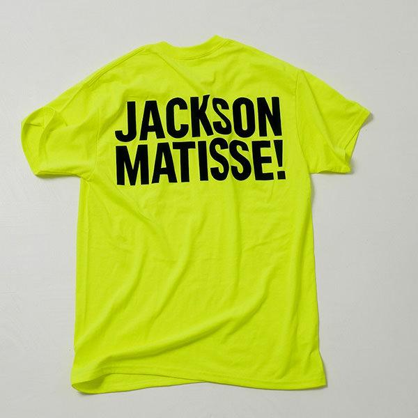 JACKSON MATISSE! Pocket Tee