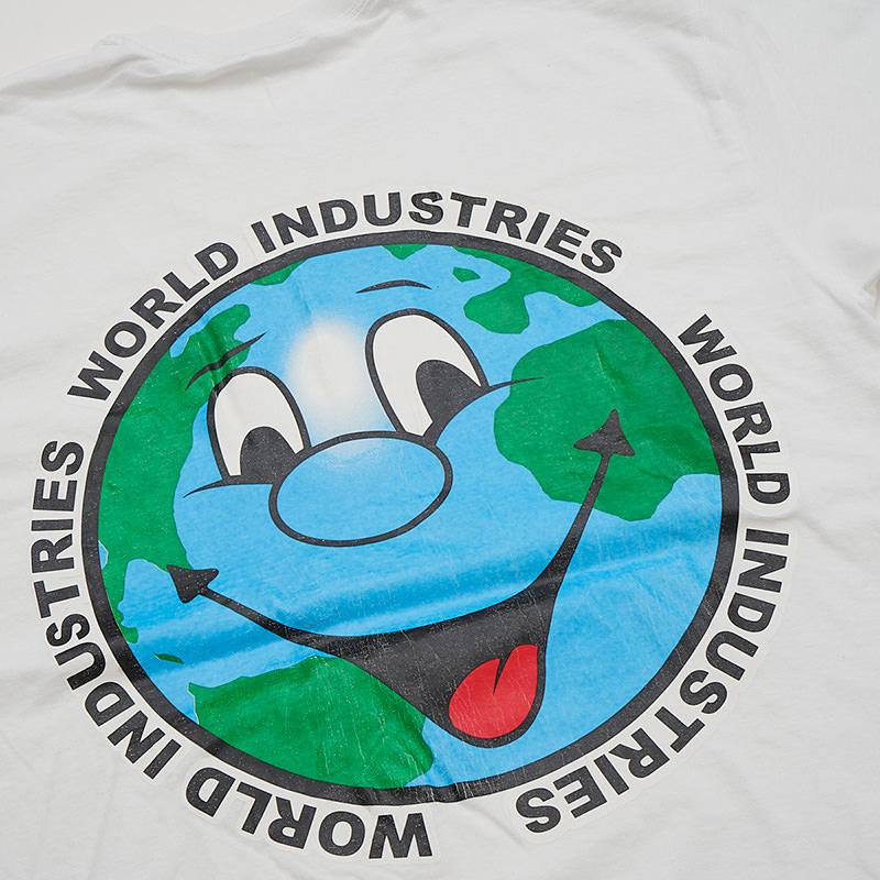 World Industries GLOBE Tee