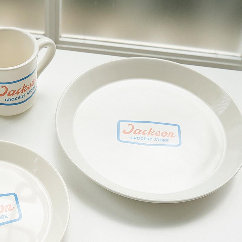 PALOMA SIGNS×JM Jackson GROCERY STORE Plate L