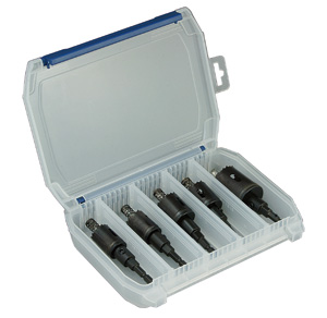 充電バイメタルホールソーセット JH-2133