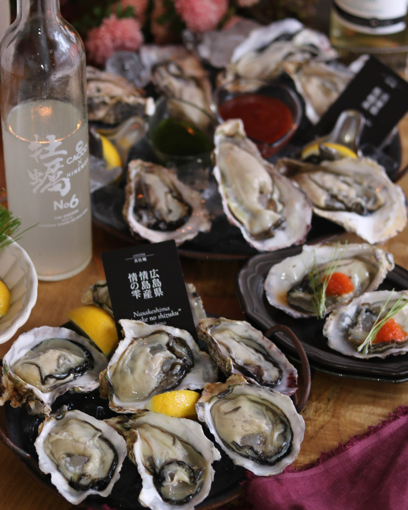 【父の日フェア6個セット】岩牡蠣2個&三陸産・真牡蠣4個ミックス/栄養満点の牡蠣で父をねぎらおう