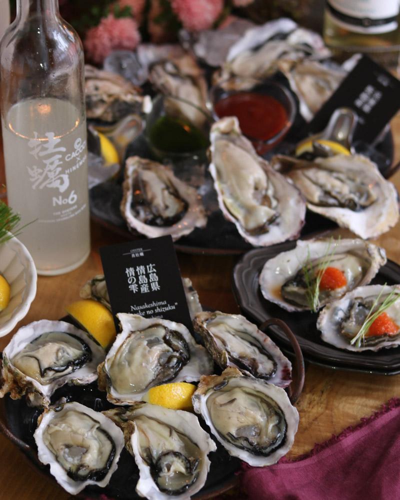 【父の日フェア26個セット】岩牡蠣8個&三陸産・真牡蠣18個ミックス/栄養満点の牡蠣で父をねぎらおう
