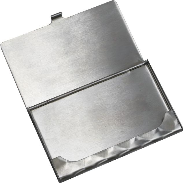 カミオン銀鱗名刺ケース