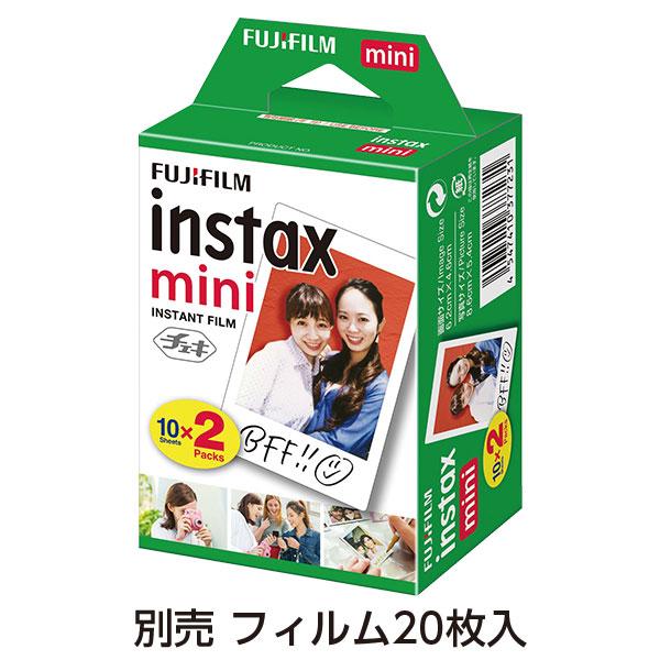 富士フイルム インスタントカメラ「チェキ」