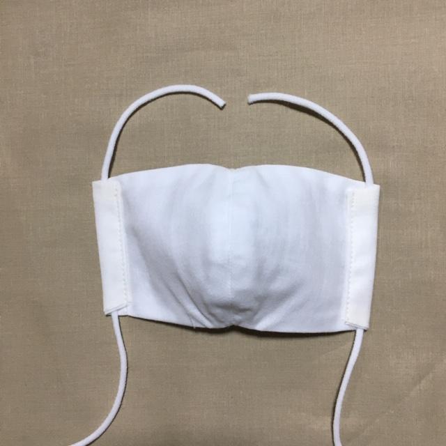 オーガニックローン[綿麻オーガニック]布マスク(キッズサイズ)