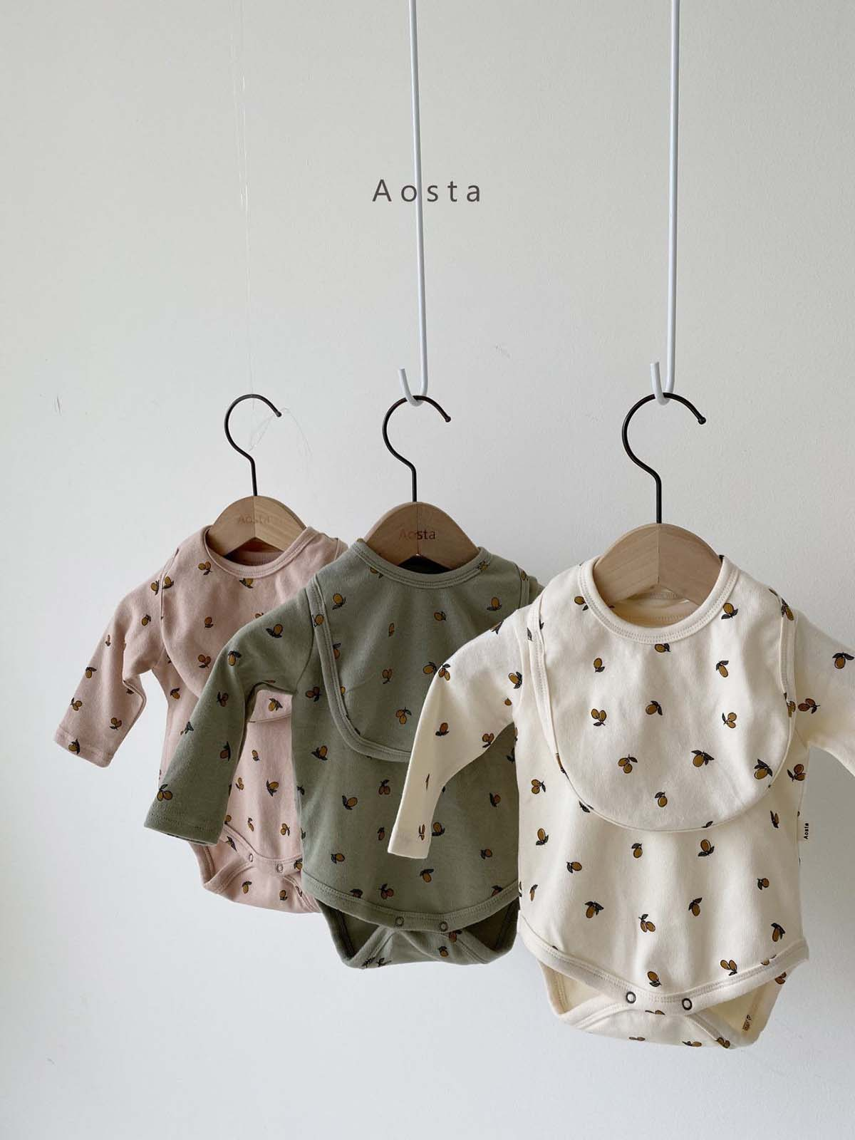 Olive suit(Aosta)