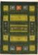 ギャッベ・リビングサイズ 198x141