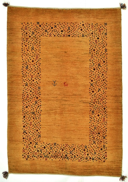 ロリバフギャッベ107x156