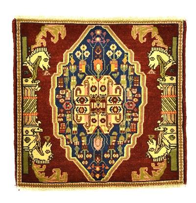 ペルシャ絨毯60x60