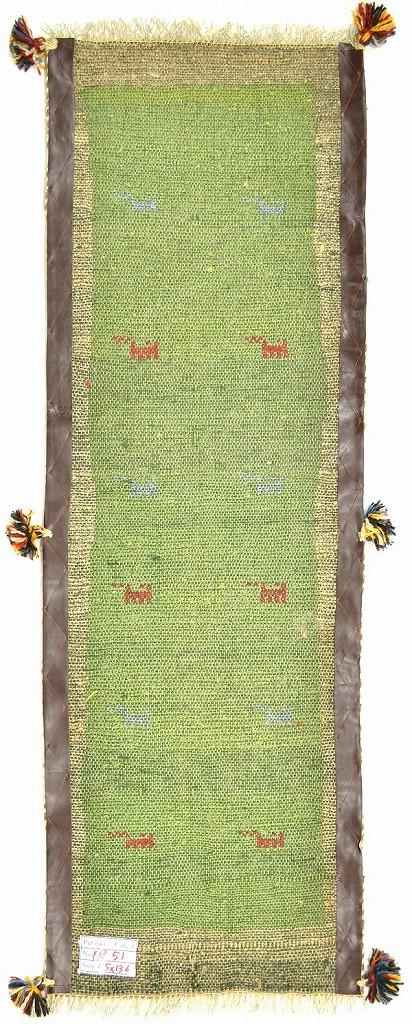 ロングサイズギャッベ 45x136