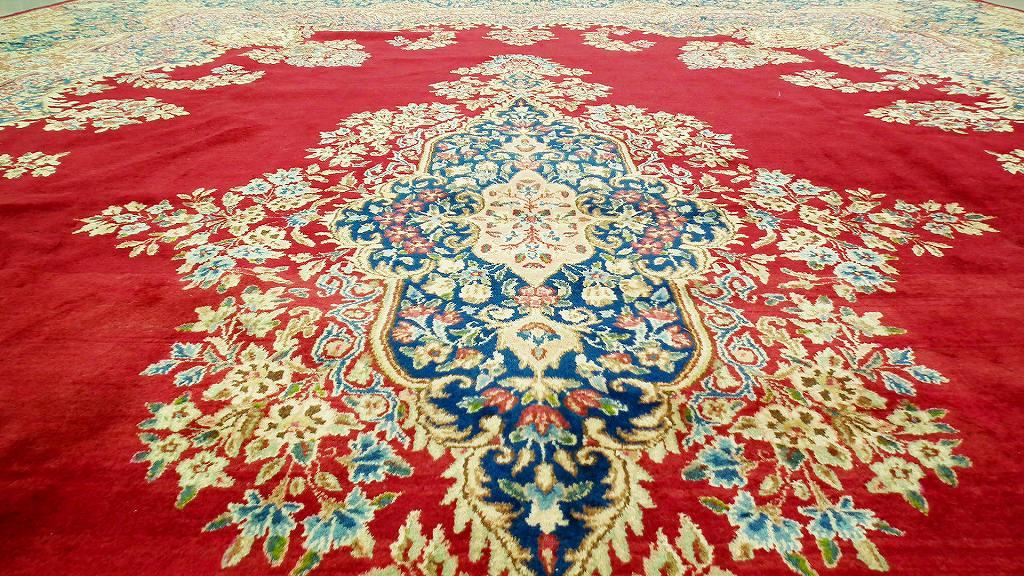 ペルシャ絨毯 340x460