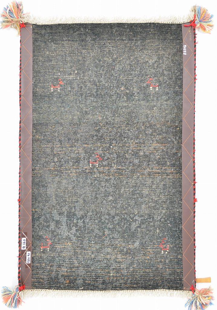 ギャッベ玄関サイズ58x90