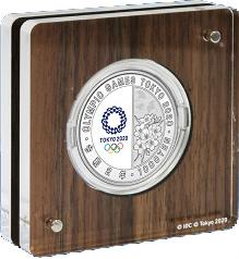 東京2020オリンピック競技大会記念千円銀貨幣プルーフ貨幣セット「ボクシング」(第四次)【未開封、完全未使用品】