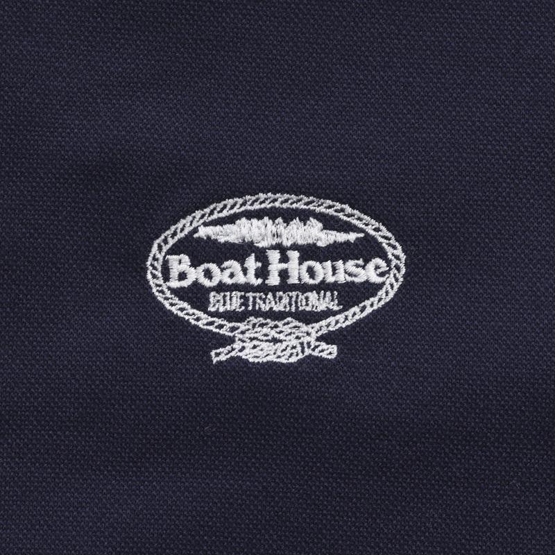 《ボートハウス》BHアロフトカノコBDシャツ