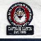 《キャプテンサンタ》CS ボールドラインPOL/SBDシャツ