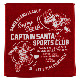 《キャプテンサンタ》CS SPORTS CLUB ハンドタオル