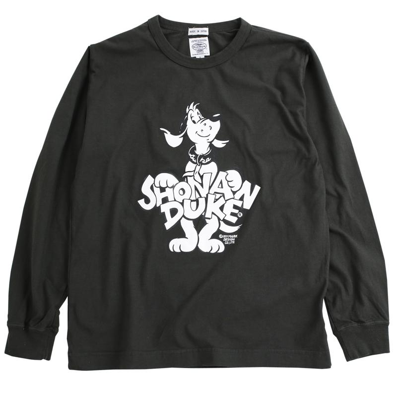 《ショーナンデューク》SHONAN DUKE ロングスリーブTシャツ
