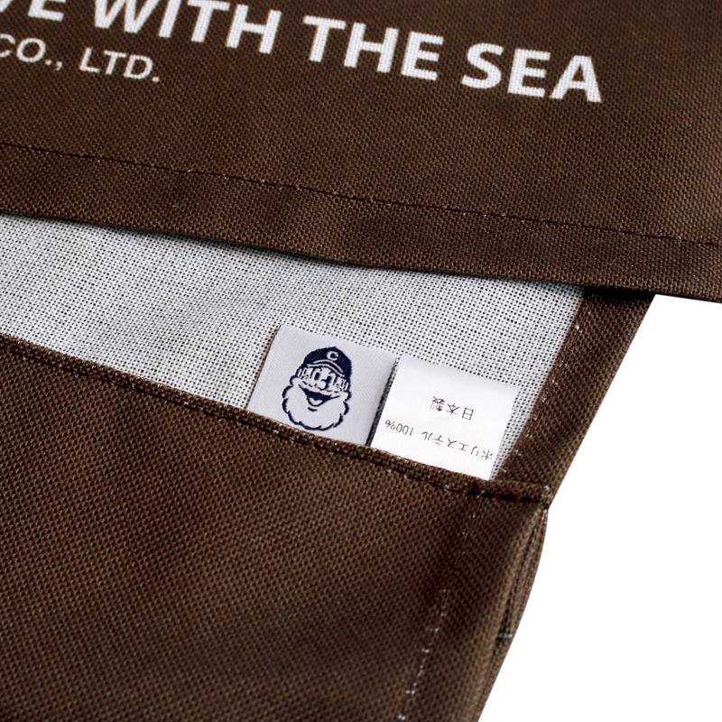 《キャプテンサンタ》CS 暖簾