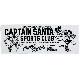 《キャプテンサンタ》CS SPORTS CLUB スポーツタオル