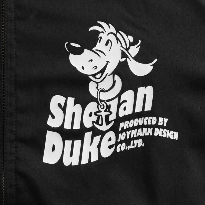 《ショーナンデューク・ボートハウス》SHONAN DUKE T/Cツイルジャンパー