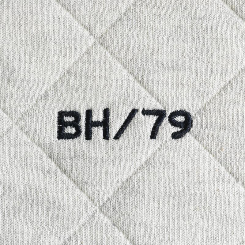 《ボートハウス》BH 79キルティングF/Zパーカ