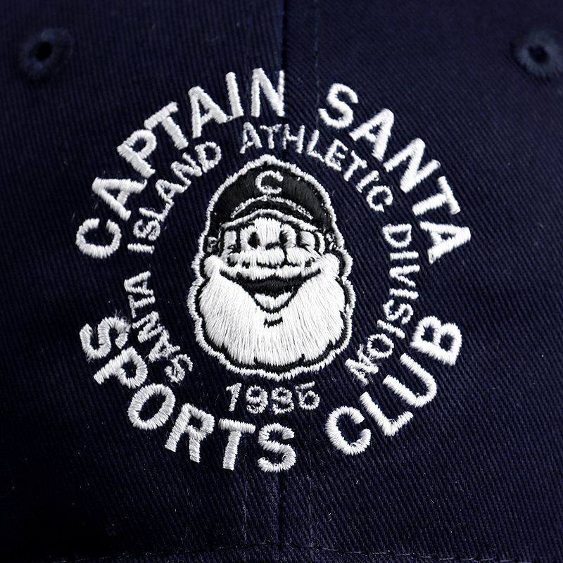 《キャプテンサンタ》CSSCツイルキャップ